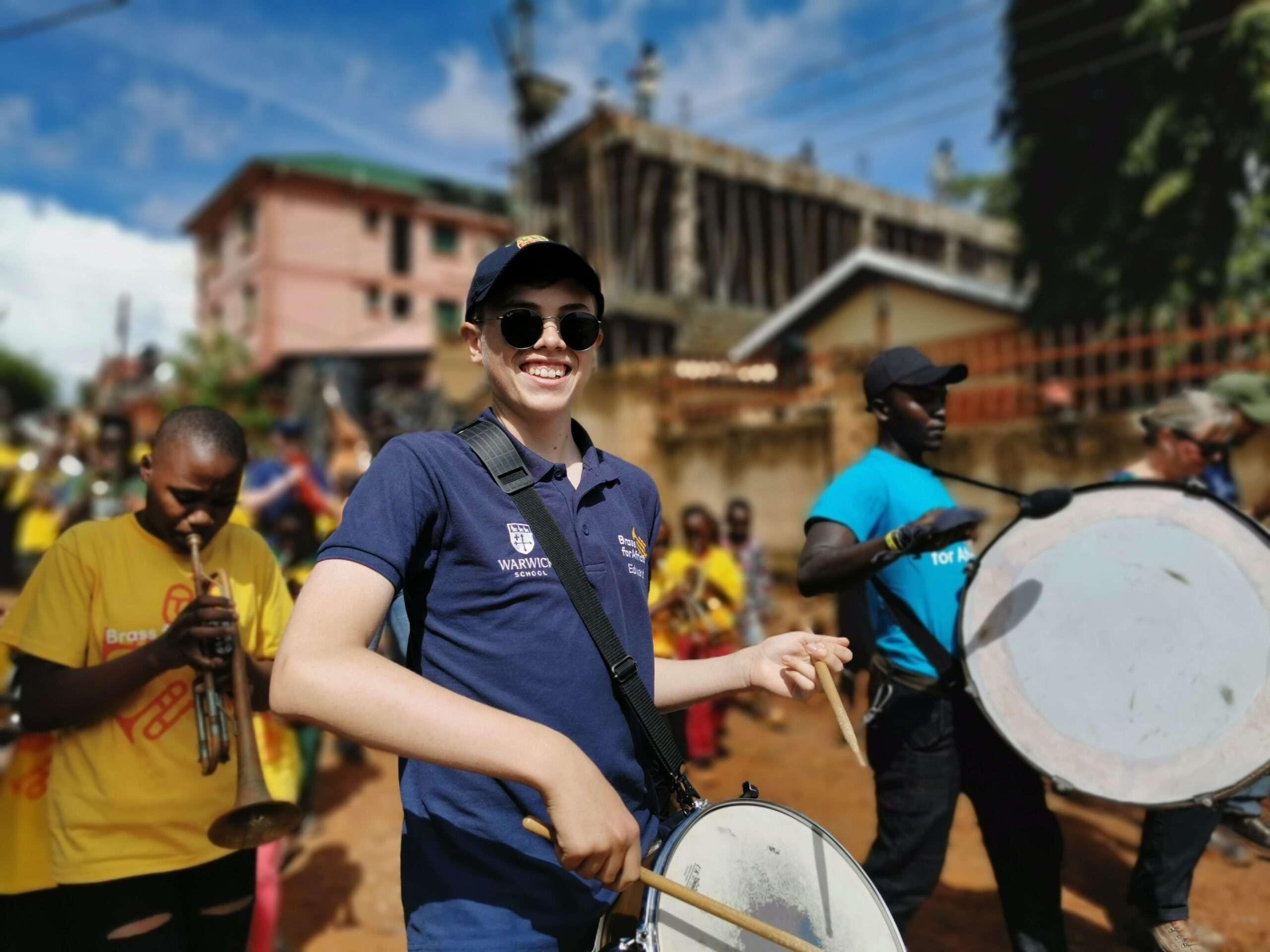 Warwick School Tour to Uganda - favourite photo for whole page